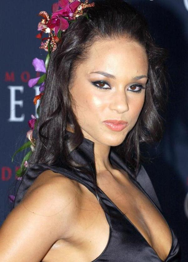 Remarkable 30 Sexy Alicia Keys Hairstyles Slodive Hairstyle Inspiration Daily Dogsangcom