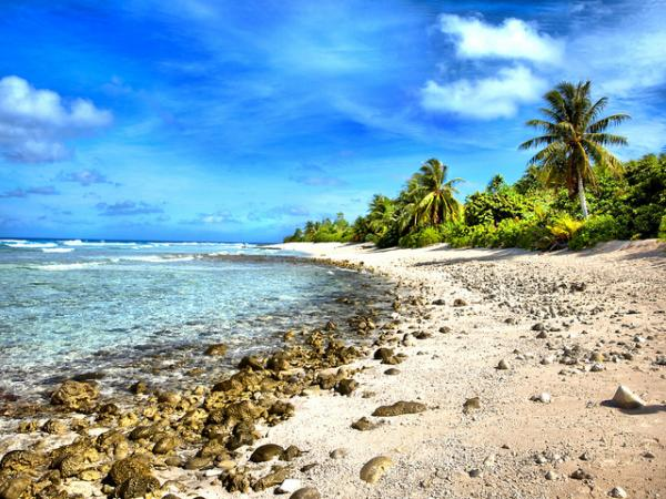 Coral Atoll Discoveries
