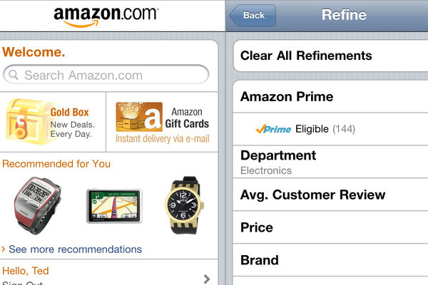 amazon 60 Best iPhone Apps You Should Install