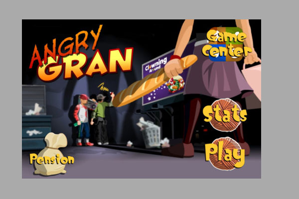 angry gran 60 Best iPhone Apps You Should Install