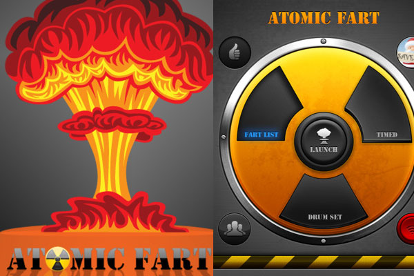 atomic fart 60 Best iPhone Apps You Should Install