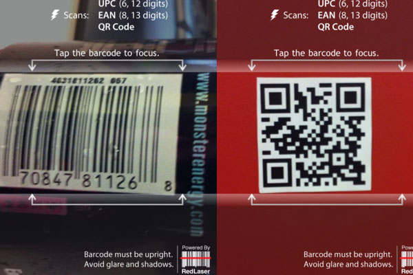 barcode scanner 60 Best iPhone Apps You Should Install