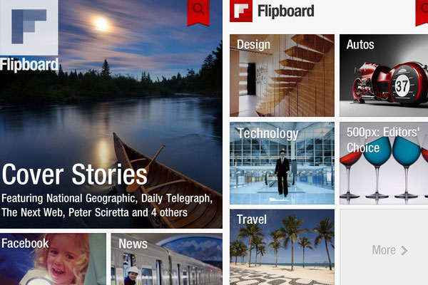 flipboard 60 Best iPhone Apps You Should Install