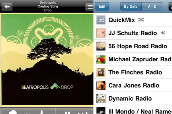 pandora radio 60 Best iPhone Apps You Should Install
