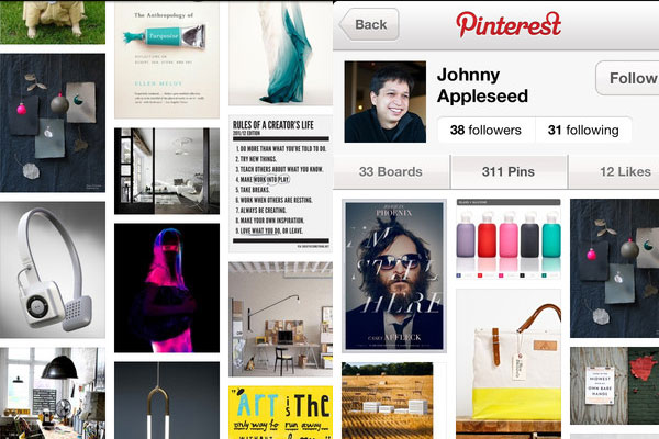 pinterest 60 Best iPhone Apps You Should Install