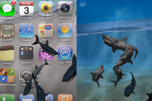 shark fingers 60 Best iPhone Apps You Should Install