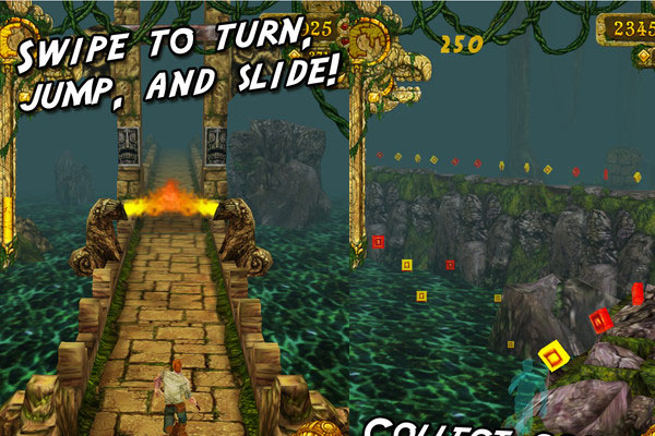 temple run 60 Best iPhone Apps You Should Install