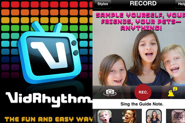vidrhythm 60 Best iPhone Apps You Should Install