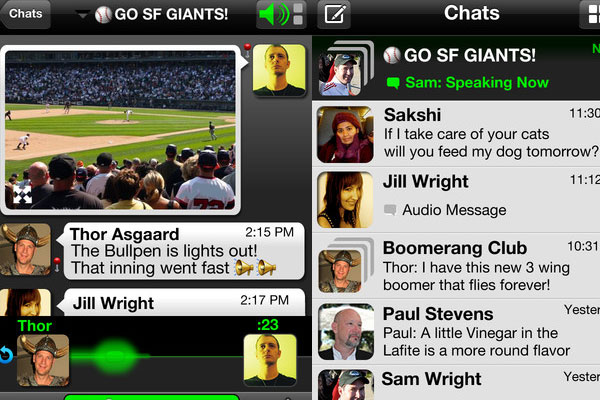 walkie talkie 60 Best iPhone Apps You Should Install