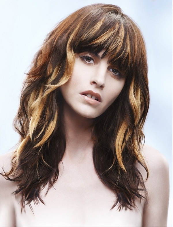20 Nicest Light Brown Hair With Blonde Highlights - SloDive