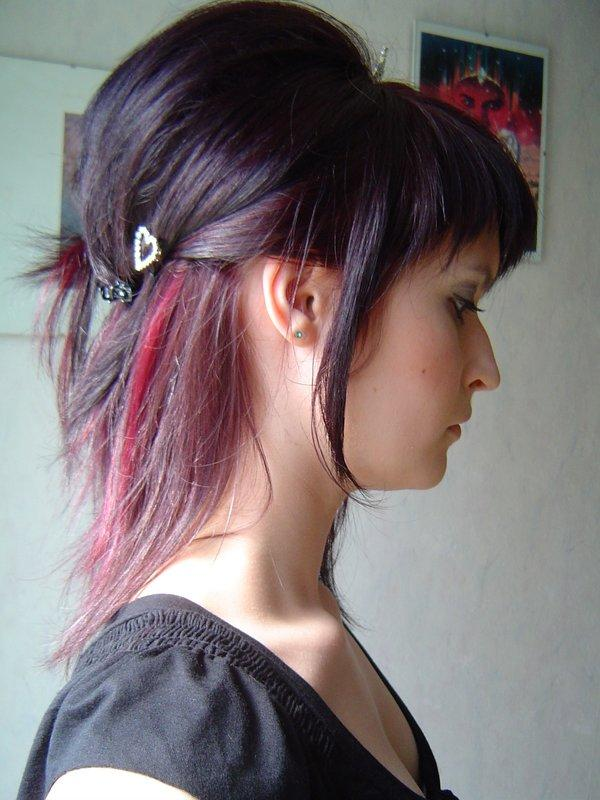 Side Face Hairstyle