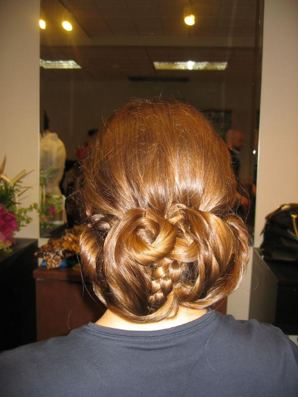 Trial Hairstyle