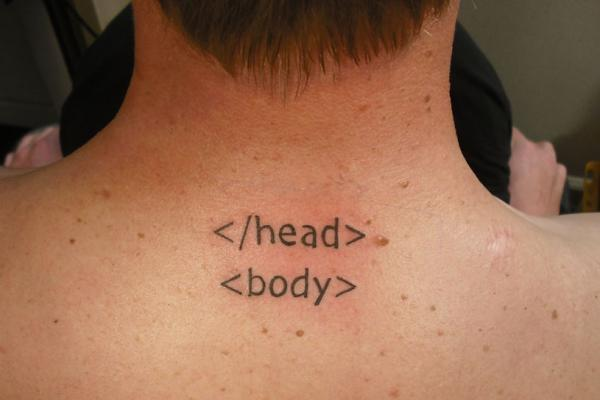 html tattoo 40 Cool Tattoos For Guys You Would Love To Have