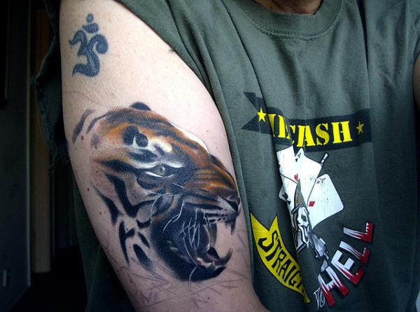 Tiger Tattoo. 40 Cool Tattoos For Guys You Would Love To Have   SloDive