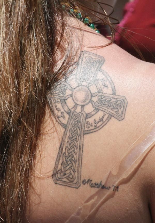 Cross Tattoos For Women 35 Unique Examples Design Press