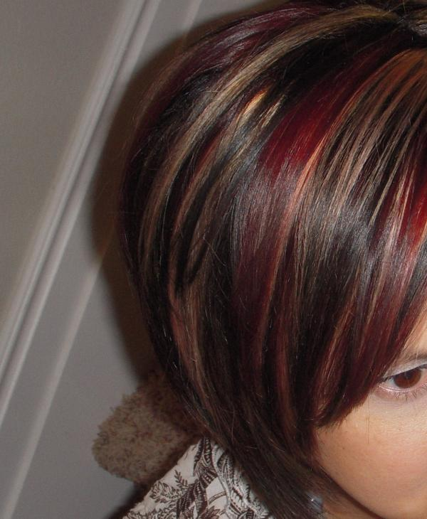 dark brown hair with highlights 35 brilliant collections design
