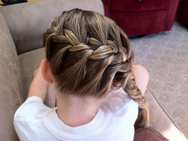 Awesome 35 Easy Hairstyles For School You Can Try Today Slodive Hairstyle Inspiration Daily Dogsangcom