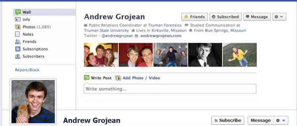 andrewgrojean 75 Surprisingly Creative Facebook Timeline Covers