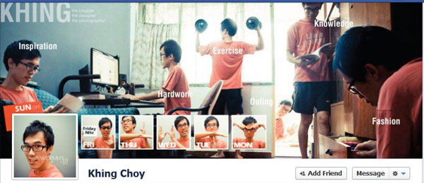 cacingkk 75 Surprisingly Creative Facebook Timeline Covers