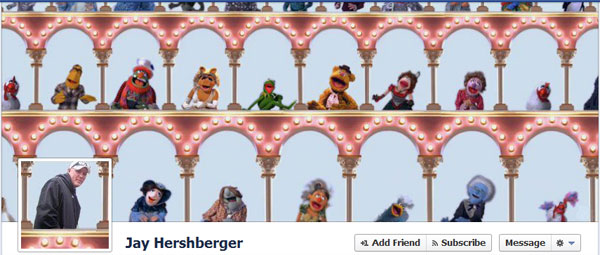 jhershberger 75 Surprisingly Creative Facebook Timeline Covers