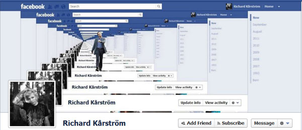 karstrom 75 Surprisingly Creative Facebook Timeline Covers