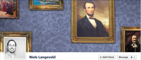 langeveld 75 Surprisingly Creative Facebook Timeline Covers