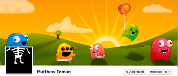 cool facebook timeline cover
