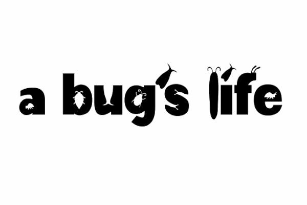 bugs life 35 Movie Fonts That Are Free To Download
