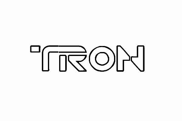 tron 35 Movie Fonts That Are Free To Download