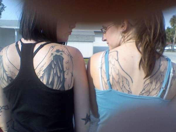 Friendship Angel Wings