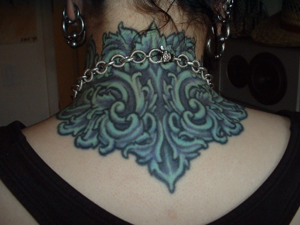 Baroque Tattoo