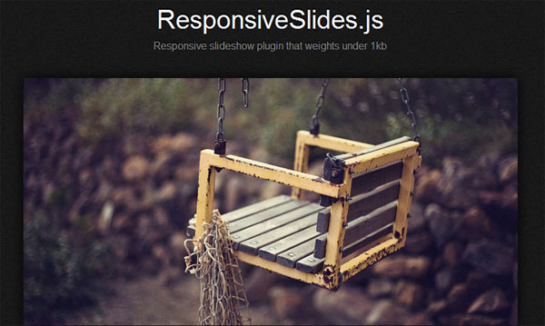 responsive slides 60 jQuery Plugins You Should Try Today