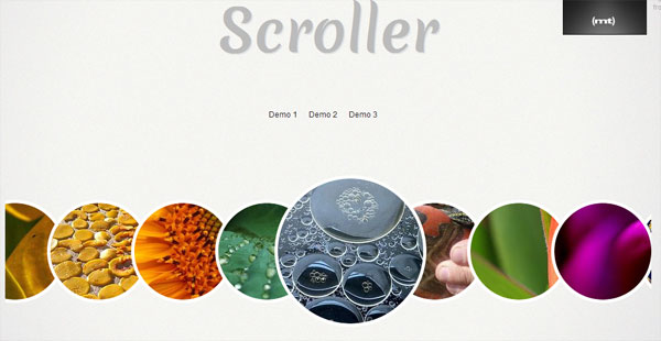 scroller 60 jQuery Plugins You Should Try Today