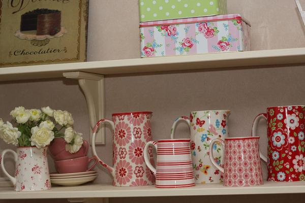 Greengate Shelf