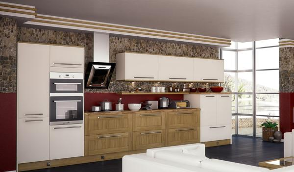 Kitchen Interior Previsualization