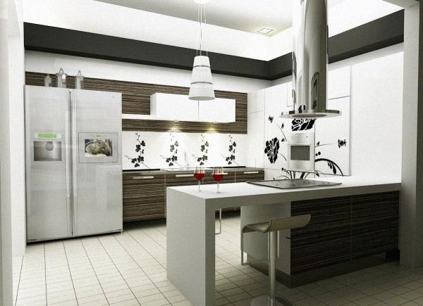 My First Kitchen Render