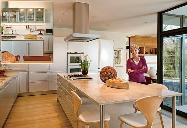 White Oak Kitchen Floors