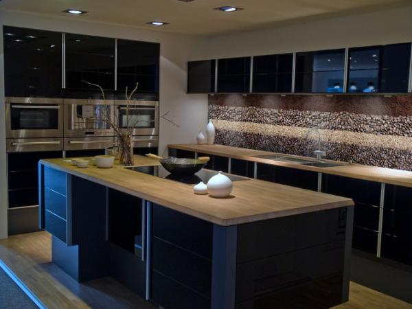 Coffee Kitchen Design