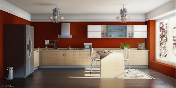 Good Cool Kitchen Design