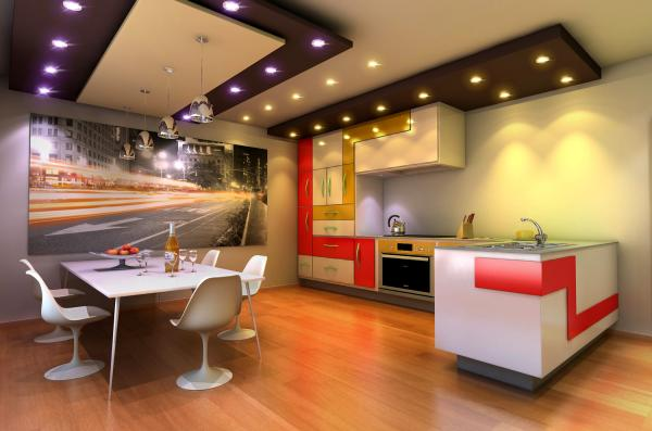 30 Beautiful Kitchen Lighting Ideas Pictures - SloDive