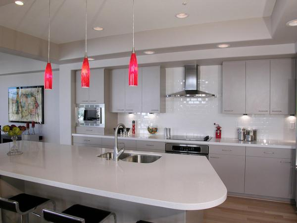 Red Pendant Lights