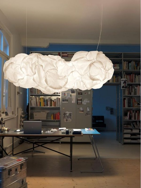 belux cloud 10 Awesome Lighting Design Inspired By Nature