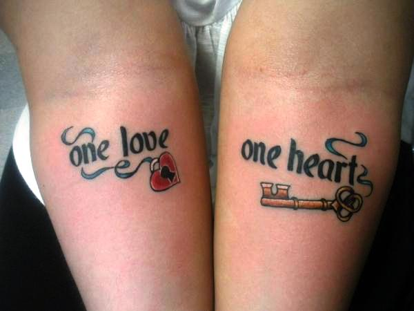 25 Awesome Lock And Key Tattoos - SloDive