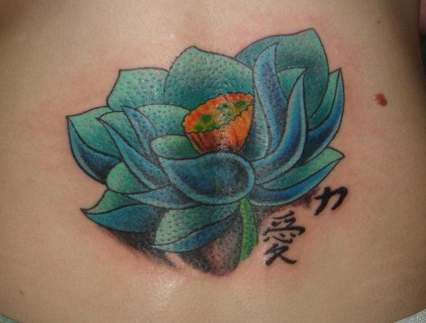 Lotus Flower Tattoos 35 Lovely Samples Slodive
