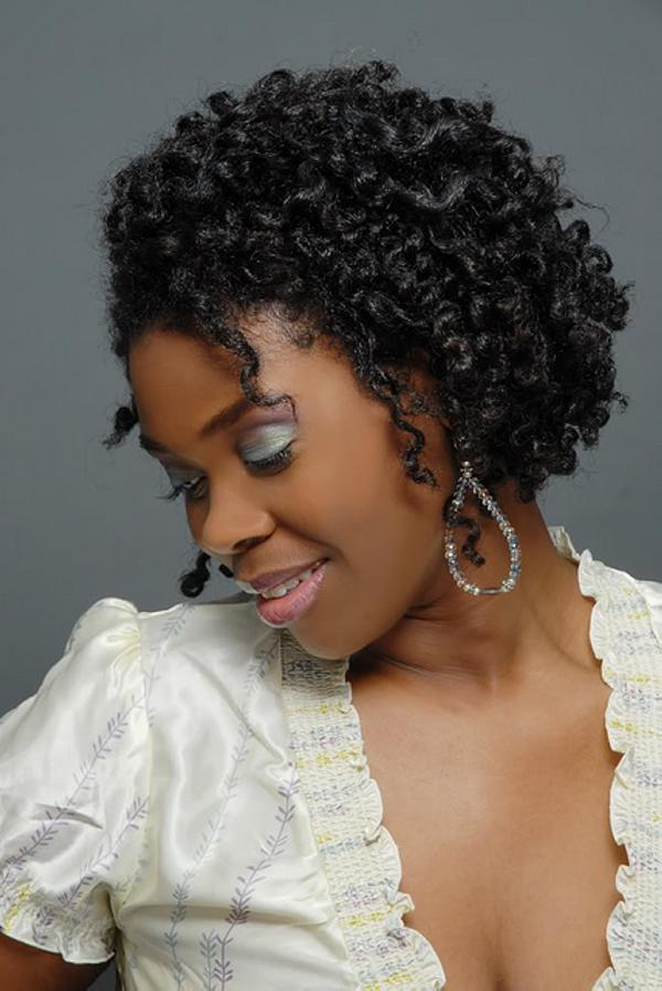40 Natural Hair Styles For Black Women Which Are Cool