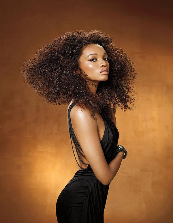 Astounding 40 Natural Hair Styles For Black Women Which Are Cool Slodive Hairstyles For Men Maxibearus