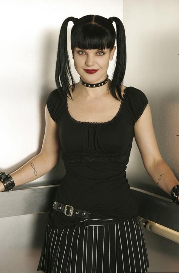 Pauley Perrette Coyote