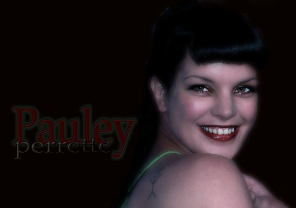 Pauley Perrette Shoulder Tattoo