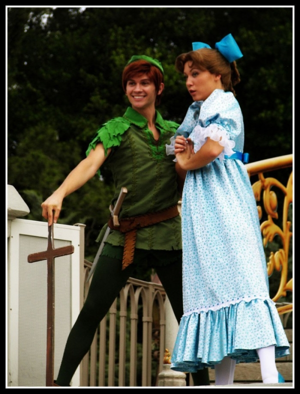 Peter Pan For Halloween