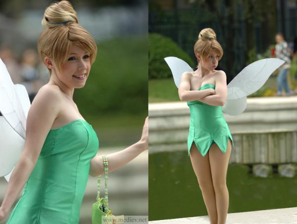 my tinkerbell costume 20 Beautiful Pictures of Tinkerbell
